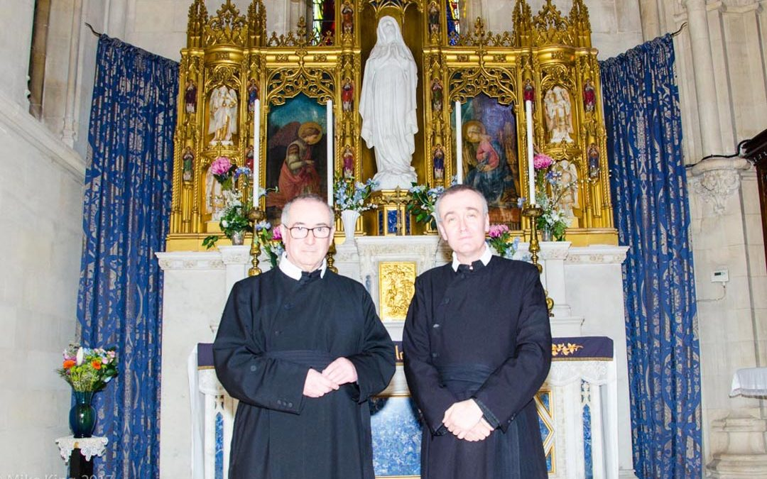 A Message from the Oratory Fathers