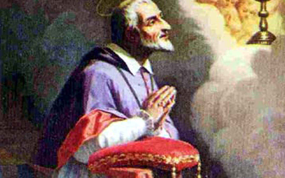 Feast day of Blessed John Juvenal Ancina