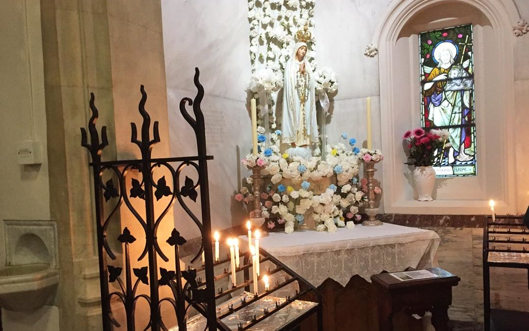 New Shrine for Our Lady of Fatima