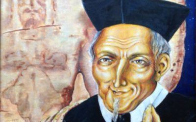 Blessed Sebastian Valfre of the Turin Oratory. (1629- 1710) Feast Day January 30th