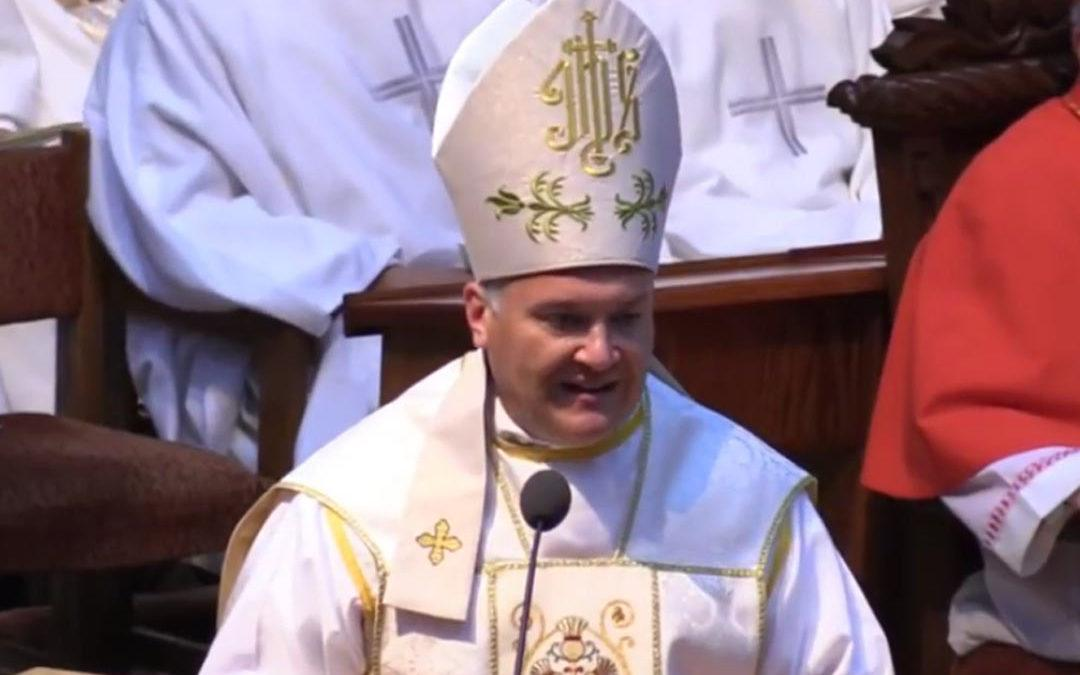 Episcopal Consecration of Bishop Mario Aviles of the Pharr Oratory, Texas