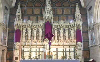 Holy Week at the Oratory