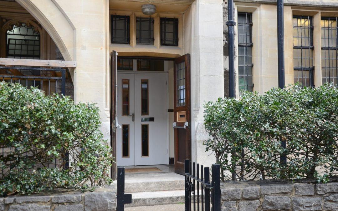 Parish Office Relocation