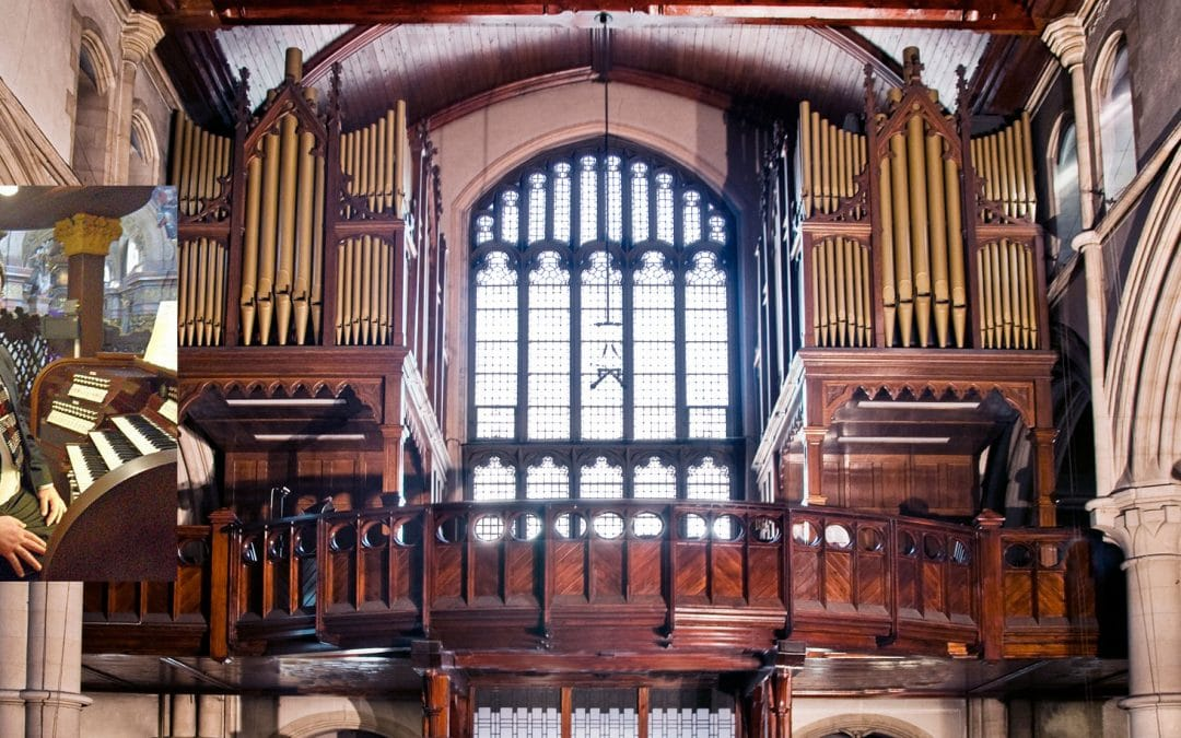 Organ Recital by Daniel Battle
