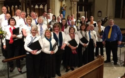 Sacred Music Expertly Performed by Sutton Chorale