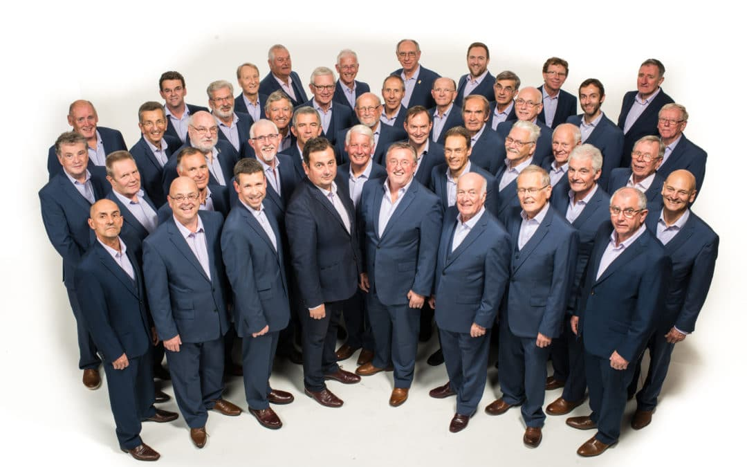 Bournemouth Male Voice Choir Concert