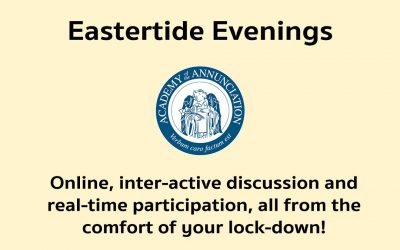Eastertide Evenings