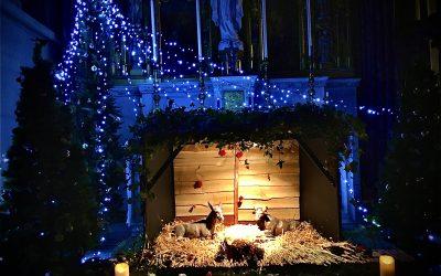 The Christmas Crib