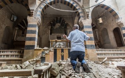 Lenten Charity – with Aid to the Church in Need for Persecuted Christians in Syria, Iraq and the Lebanon