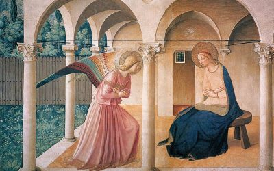 Contemplating the Annunciation through the Lens of Sacred Scripture