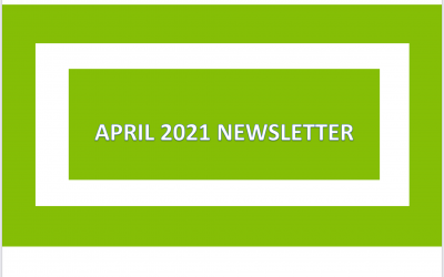 Our April 2021 Newsletter is available to view now
