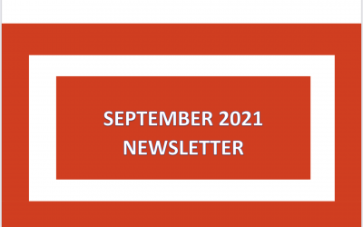 Our September Newsletter is available to view now